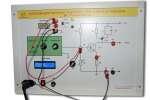 Установка для изучения генератора с внешним возбуждением с ВЧ транзистором