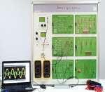 Учебный комплект лабораторного оборудования  «Электротехника и основы электроники» исполнение стендовое, компьютерная версия