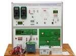 Учебный комплект лабораторного оборудования «Преобразовательная техника» исполнение настольное, ручная версия
