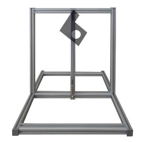 Лабораторный стенд «Определение центра тяжести плоских фигур»