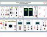 Комплект лабораторного оборудования «Электромеханика»