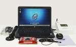 Учебный стенд «Сети сотовой связи GSM-NOTE»