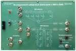 Сменная панель «Исследование цифровых фильтров с КИХ и БИХ»