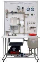 Типовой комплект лабораторного оборудования «Измерительные приборы давления, расхода, температуры»