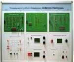 Типовой комплект учебного оборудования «Цифровая электроника» (исполнение настольное, компьютеризированное)