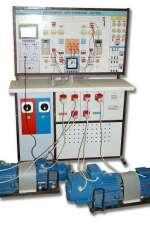 Учебный стенд для выполнения лабораторных работ по изучению способов энергосбережения «Автономная энергетическая система ДПТ-СГ с МПСО»