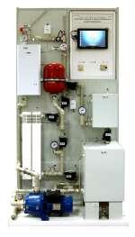 Учебное оборудование «Автоматизация в водоснабжении и водоотведении»