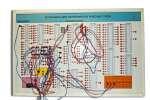 Учебная установка для изучения логических схем