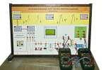 Учебный комплект лабораторного оборудования «Распределительные сети систем электроснабжения» исполнение настольное, ручная версия