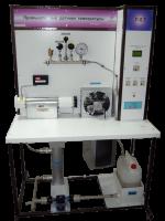 Типовой комплект учебного оборудования «Промышленные датчики температуры» (исполнение стендовое, компьютеризированное)