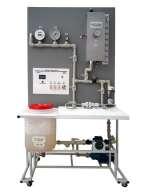 Типовой комплект учебного оборудования «Измерения давлений, расходов и температур в системах водоснабжения»