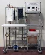 Типовой комплект учебного оборудования «Исследование теплоотдачи при вынужденном течении жидкости в трубе»