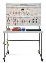 Комплект лабораторного оборудования «Релейная защита и автоматика систем электроснабжения»