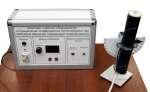 Типовой комплект учебного оборудования «Определение коэффициента теплопередачи при свободном движении» Исполнение настольное