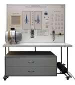 Лабораторный стенд «Стенд аэродинамический универсальный»