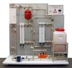 Комплект учебно-лабораторного оборудования «Устройство, работа и учет в системах отопления здания»