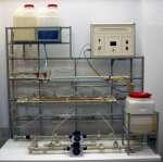 """Типовой комплект учебного оборудования """"Экспериментальная механика жидкости"""""""