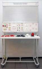 Электромонтажный стол, настольное исполнение, монтажная панель, 380В, ЭМС/380-НМП
