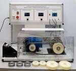 Автоматизированный лабораторный комплекс «Детали машин – передачи ременные»