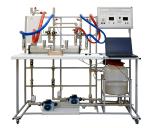 Лабораторная установка «Испытание различных конструкций теплообменников»