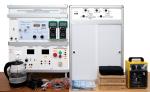 Учебный стенд «Изучение физических свойств светового потока, УФ излучения и электронагревательных приборов»
