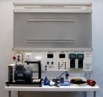 Комплект лабораторного оборудования «Электромонтаж и наладка электрических цепей, автоматики и электромоторов»