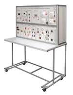 Комплект лабораторного оборудования «Монтаж и наладка электрооборудования предприятий и гражданских сооружений»