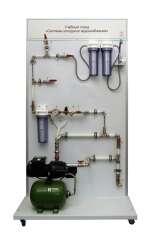 Учебный стенд «Системы холодного водоснабжения»