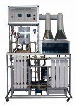 Типовой комплект учебного оборудования «Энергосберегающие технологии – тепловой насос с МПСО»