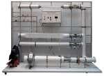 Учебный стенд «Основы газовой динамики»