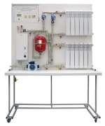 Учебный лабораторный стенд «Автономная автоматизированная система отопления»