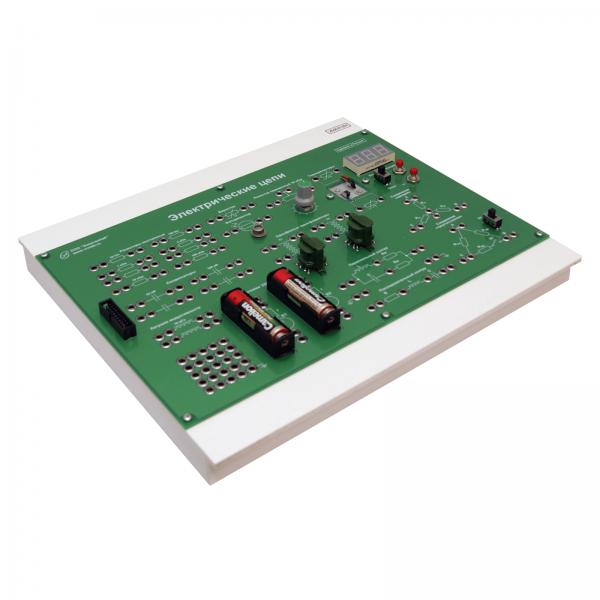 Модуль «Электрические цепи»
