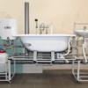 Лабораторный стенд «Монтаж сантехнического оборудования»