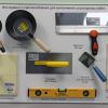 Комплект учебного оборудования «Штукатурные работы»