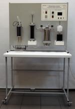 Лабораторная установка «Изучение газовых процессов»
