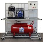 Лабораторная установка «Термодинамические циклы поршневых машин»