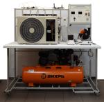 Лабораторная установка «Криогенная и холодильная техника»