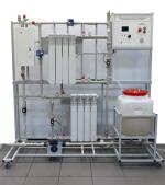 Типовой комплект учебного оборудования «Автоматизация систем отопления»