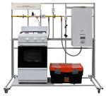 Стенд-тренажер «Монтаж бытового газового оборудования»