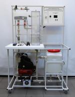 Учебный лабораторный стенд «Установка по изучению процесса абсорбции»