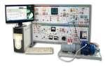 Учебный комплект лабораторного оборудования «Электрические машины и электропривод» исполнение стендовое, компьютерная версия