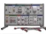Учебный комплект типового лабораторного оборудования «Электромонтаж в жилых и офисных помещениях»