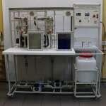 Типовой комплект учебного оборудования «Энергосберегающие технологии – Тепловой насос»