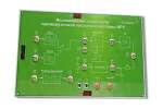 """Сменная панель """"Исследование усилителя промежуточной частоты и системы АРУ"""""""