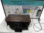 Типовой комплект учебного оборудования «Определение коэффициента теплопередач теплообменного аппарата»