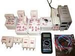 Учебная лабораторная установка «Кривая заряжения конденсатора»