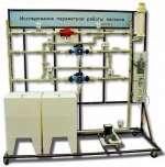 Учебный лабораторный комплекс «Исследование параметров работы насосов»