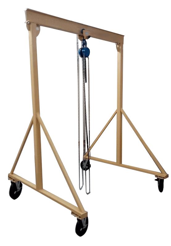 Типовой комплект учебного оборудования «Стропальные работы»
