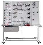 Типовой комплект учебного оборудования «Пневмопривод и электропневмоавтоматика»