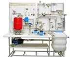 Комплект учебного оборудования «Автономная автоматизированная система отопления»